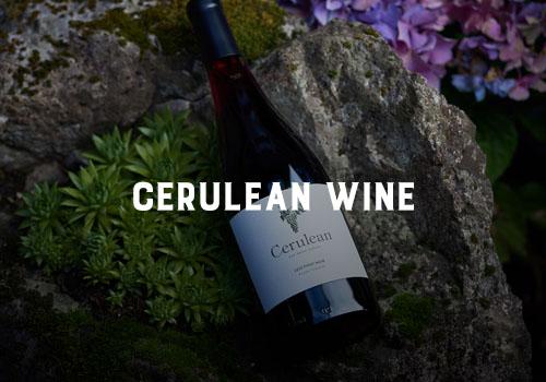 Cerulean Wine Hood River