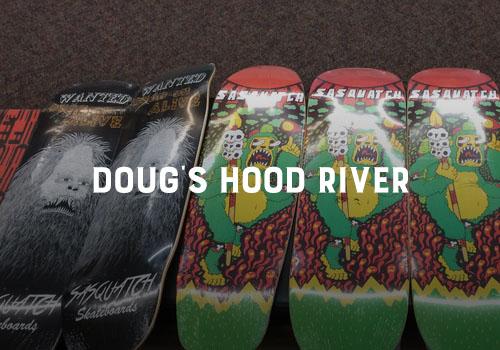 Dougs Hood River Rentals