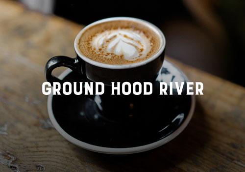Ground Hood River coffee