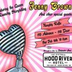 Jenny Brown comedy