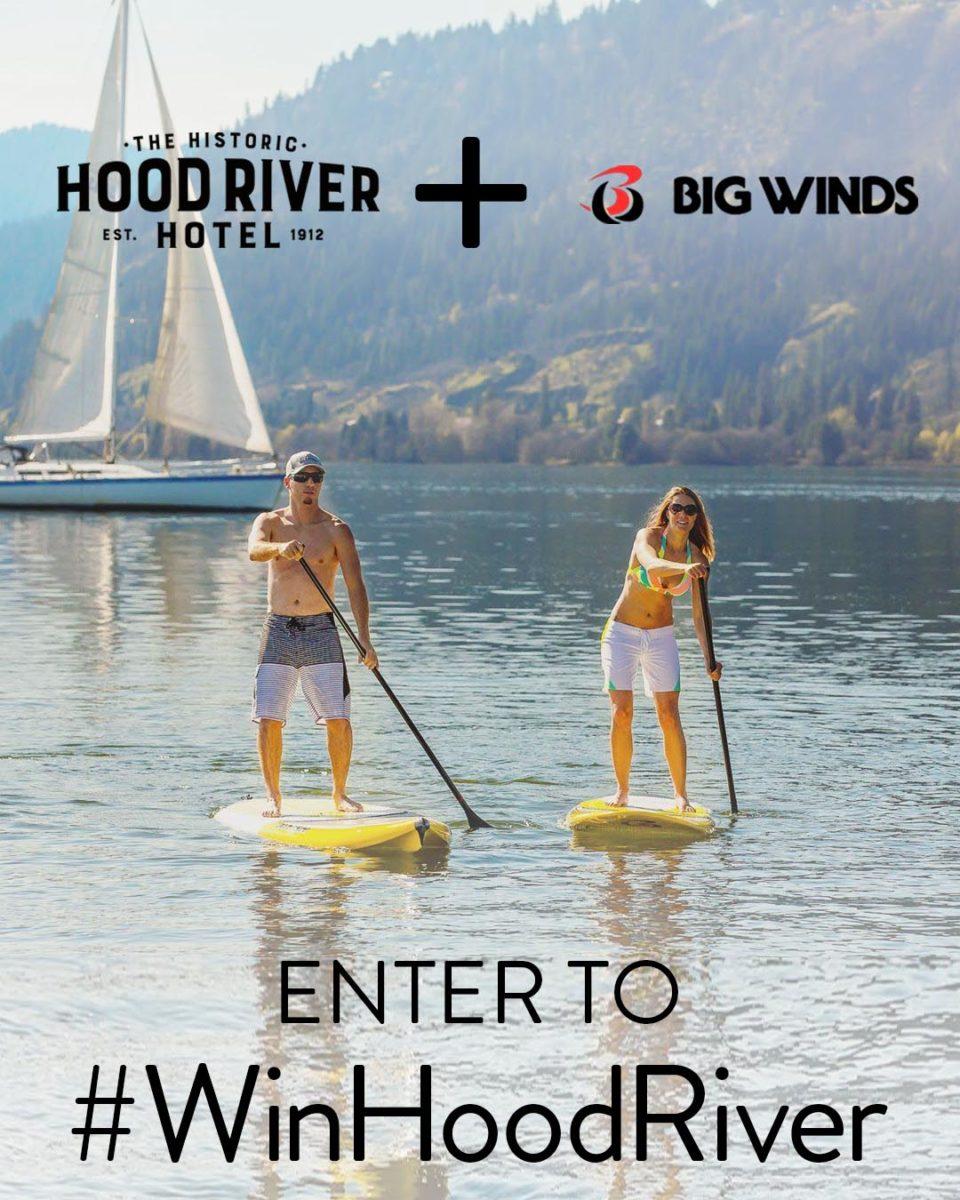 Hood River giveaway