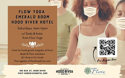 Hood River yoga